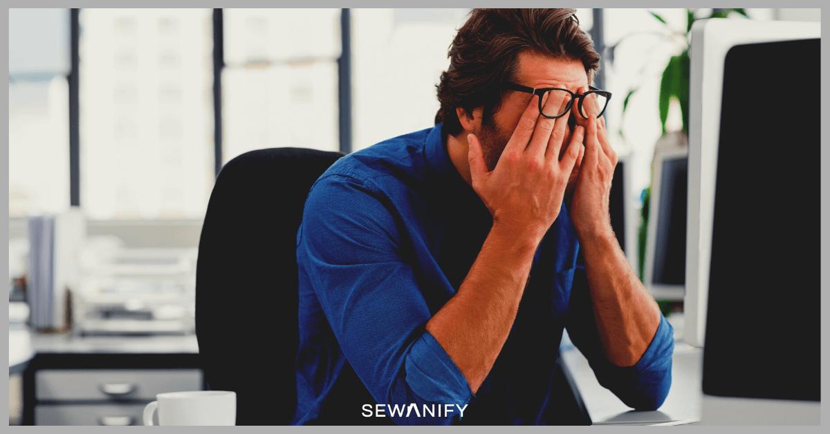 Stress - Penyewa Tak Bayar Duit Sewa
