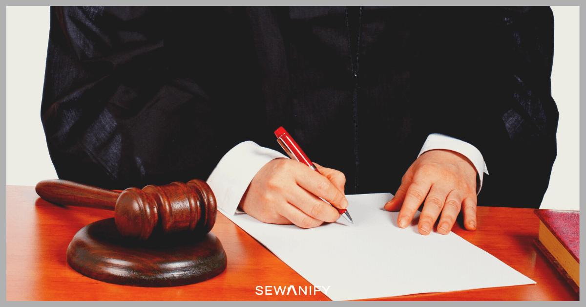 izin mahkamah - Penyewa Tak Bayar Duit Sewa