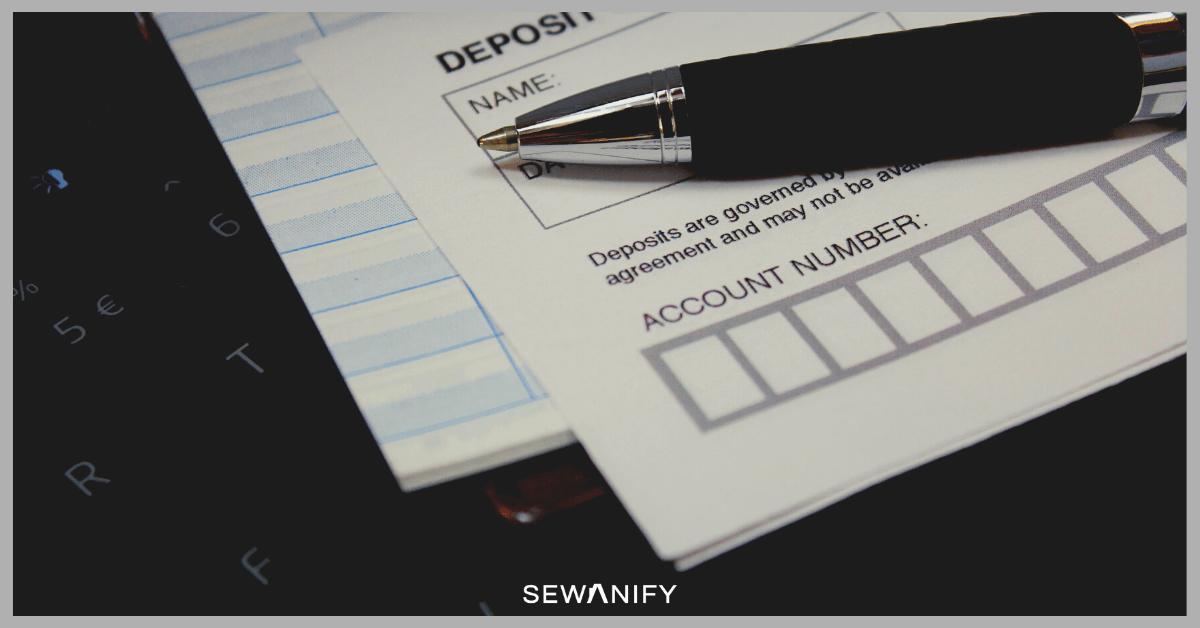 Deposit - Surat Perjanjian Sewa Rumah