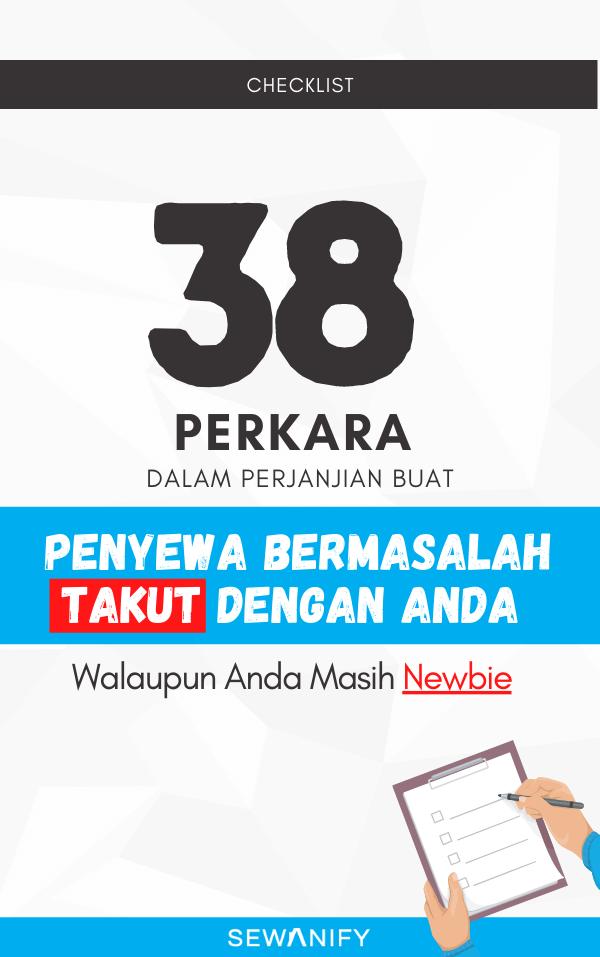 38 Perkara Dalam Perjanjian (1)
